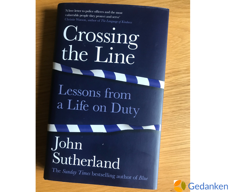 Book Review – Crossing The Line: Lessons From a Life of Duty