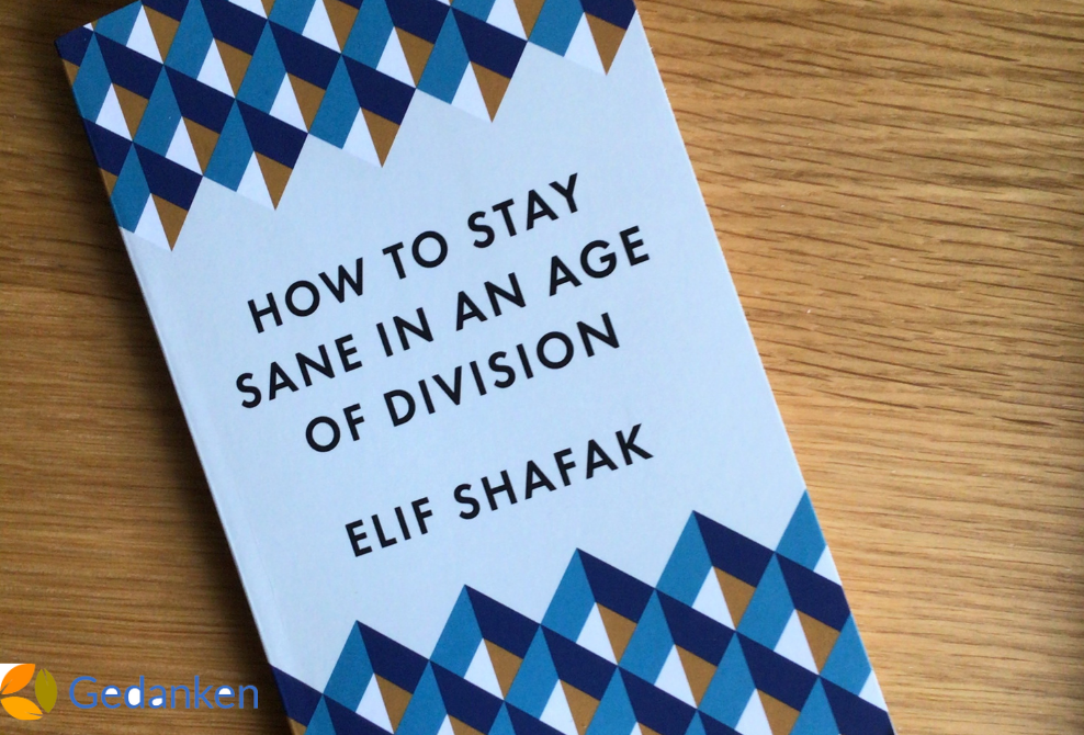How to Stay Sane in an Age of Division – Book review